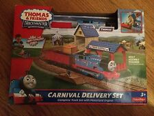 Carnival Delivery Set for the Thomas & Friends Motorized Trackmaster Series NEW!