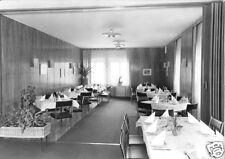 AK, Hermsdorfer Kreuz, Kr. Stadtroda, Miropa-Raststätte, Restaurant I, 1971