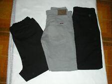 N.3 Pantaloni pants jeans SCORPION BAY-ZARA-BERSHKA Tg.16 anni/year boy ragazzo