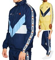 ellesse Sportwear Shell Track Top, or Track Pants Mix Match - Sold Seperately