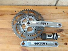 RACE FACE FORGED CRANKSET 175MM X 30X36X48T IN VERI NICE CONDITION