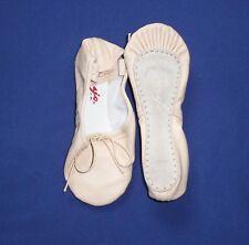 Capezio Kids Gracie Full Sole Ballet Slipper Model 207C PINK Size 10.5M