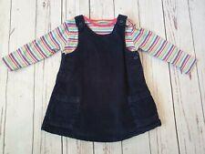 Baby Girl Next Cord Dress Set 9-12 Months 🌈