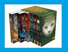 WARRIOR CATS. Staffel IV. ZEICHEN DER STERNE. Band 1,2,3,4,5,6 Box. NEU