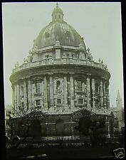 Glass Magic Lantern Slide RADCLIFFE CAMERA C1920 OXFORD ENGLAND PHOTO