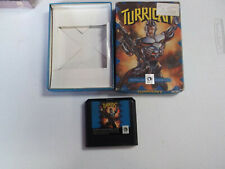 Turrican (Sega Genesis, 1991) Authentic - with box Rare tested