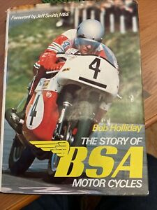 THE STORY OF BSA MOTORCYCLES Transportation Collectables > Motorcycle & Scooter