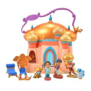Disney Store Japan Limited Jasmine & Aladdin Playset Animators Collection