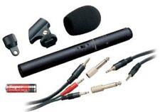 Audio Technica ATR6250 Stereo Condenser Video/Rec [New Misc]