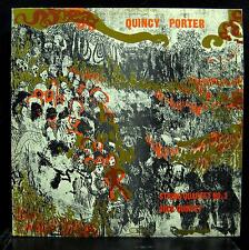 KOHON & YALE STRING QUARTET quincy porter LP VG+ CRI 235 USD Judith Lerner Art