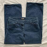 Womens J. Jill Stretch Straight Leg Jeans Size 10