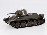 T-34-76 Soviet Medium Tank USSR 1942 Year 1/43 Scale Model Tank