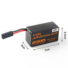 20C 11.1V Upgrade Battery for Parrot Ar.drone 2.0 Power Edition Helicopter