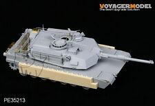 Voyager 1:35 Modern US Army M1A2 Abrams Reactive Armour Module PE35213*