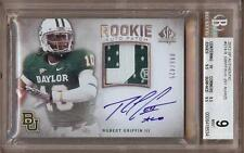 2012 SP AUTHENTIC ROBERT GRIFFIN III RC AUTO LOGO PATCH /425 BGS 9 / 10!! SUBS