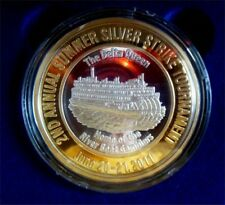 HARD TO FIND / 2nd Annual Summer Silver Strikers Tournament Piece / June 2011