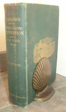 Narrative of the Second Arctic Expedition made by C.F. Hall 1879 Nourse Maps