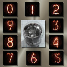USSR Nixie Neon indicator of digits IN4 IN-4 ИН-4 NEW NOS TESTED 1pc. or more