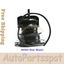 Rear Engine Motor Mount A6564 - for 98-02 Honda Accord 2.3L 50810S84A84
