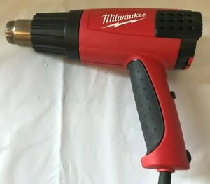 Milwaukee 8988-20 Varitemp Heat Gun, with LED Digital Readout, L.N