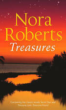 Treasures (The Stars of Mithra), Nora Roberts | Paperback Book | Very Good | 978