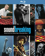 Soundbreaking: Stories From the Cutting Edge of Recorded Music [New Blu-ray]