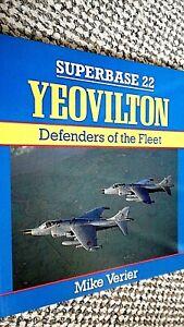 OSPREY SUPERBASE #22: YEOVILTON: DEFENDERS OF THE FLEET / Mike Verier (1991)