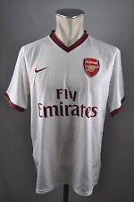 Arsenal London Trikot Gr. M Nike 2007-2008 Jersey Away Fly Emirates