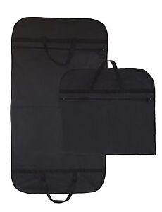 Hoesh Waterproof Breathable Cotton Dress Suit Carrier Cover Garment Travel Bags
