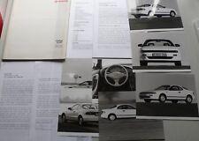 Pressemappe Toyota Celica 1,6 STi, 3.1991, 4 Textblöcke, 7 Fotos, 0,3 kg