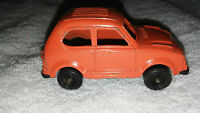 Vintage 1975 TootsieToy Orange Honda Civic
