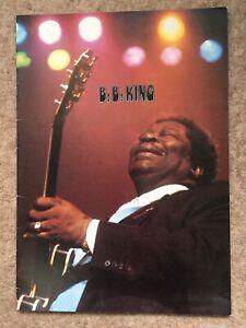 BB King programme