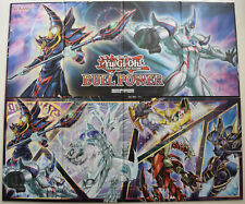 YuGiOh! Duel Power Double-Sided Game Board / Playmat - New Konami