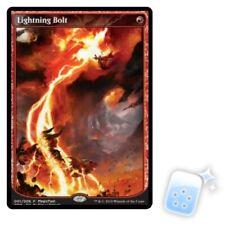 LIGHTNING BOLT (MAGICFEST) Promo Magic MTG MINT CARD
