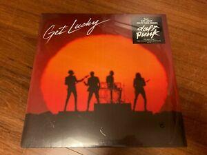 """Daft Punk – Get Lucky (Daft Punk Remix) 12""""Vinyl LP"""