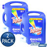 2 x DYNAMO LAUNDRY LIQUID STAIN REMOVER FRONT TOP LOADER WITH EASY TO USE TAP 4L