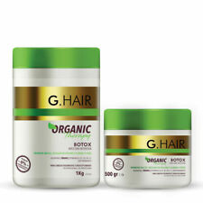 Hair Botox INOAR G-Hair Organic Therapy Treatment Formula Smoothing Effect 1Kg