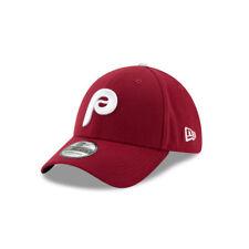 "Philadelphia Phillies New Era Retro ""Team Classic"" 39THIRTY Flex Hat-Maroon"