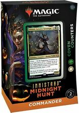 More details for coven counters deck ~ commander: innistrad: midnight hunt ~ magic mtg sealed
