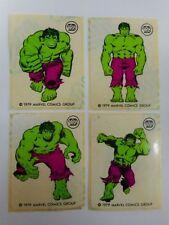 Marvel Pre-1980 Comic Book Hero Action Figures
