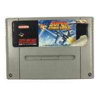 Super Strike Eagle SNES Super Nintendo Game Cartridge PAL