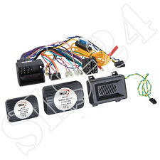 Bus can Interface radio volante adaptador bmw 1er e81 e82 e87 e88 3er e90 e91 ACV