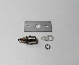 Drake L-4 & L-4B RCA Adapter to Replace the 2 Pin Keying Line Socket