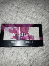 Smashbox Cover Shot Bold Glitter Eyeshadow Palette - New In Box