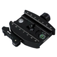 Lever Clamp for Gitzo GH1780 series RRS Ball Head ARCA-SWISS Quick Release Plate