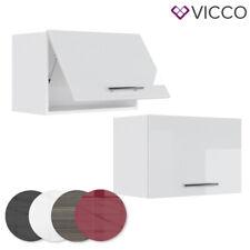 VICCO Hängeschrank 60cm (flach) Küchenschrank Dunstabzug Küchenzeile Fame-Line