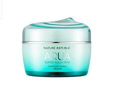 [ Nature Republic ] Super Aqua Max Combination Watery Cream 80ml /Moisturizing