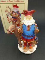 The International Santa Claus Collection SC43 Joulupukki Lapland 2000