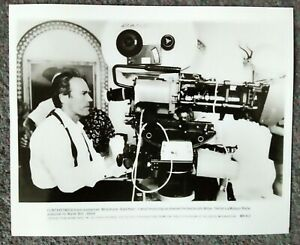 ORIGINAL PRESS PHOTO WHITE HUNTER, BLACK HEART Clint Eastwood