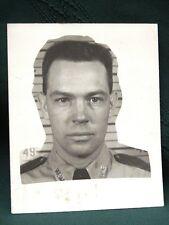 Walla Walla Washington Police Officer Charles Oaks - 1950s photo collection